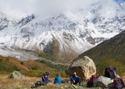 Lunch Kaukasus