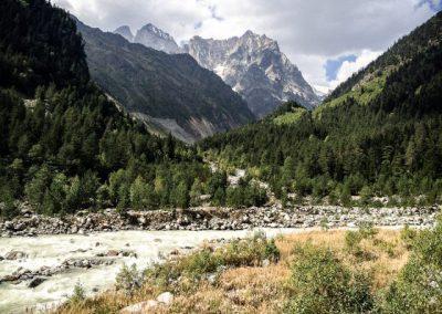 Chalaadi gletsjer Mestia
