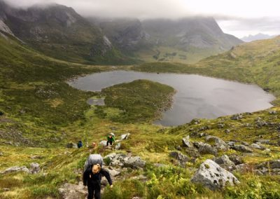 Hiken Lofoten
