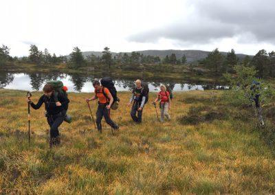 Trekking Noorwegen