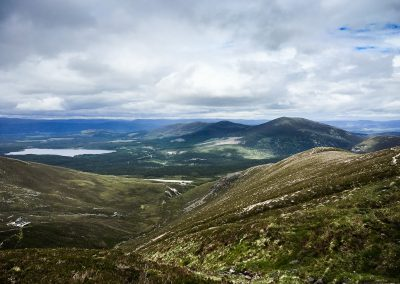 Cairngorm bergketen