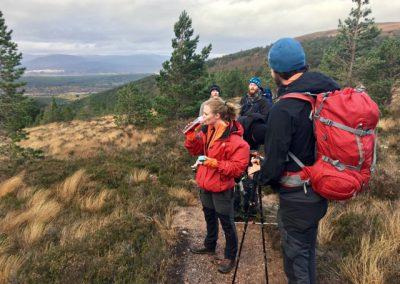 Hiken in Schotland