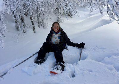 Winter in de Vogezen